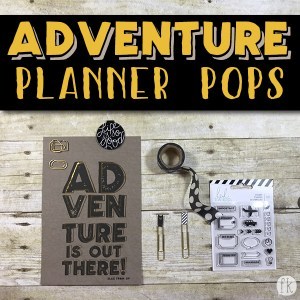 Adventure - Planner Pop - Product