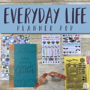Everyday Life Planner Pop Product