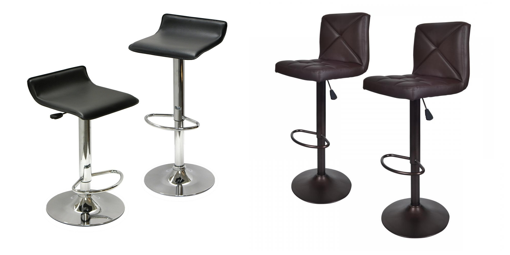 The cheapest and coolest adjustable swivel barstool