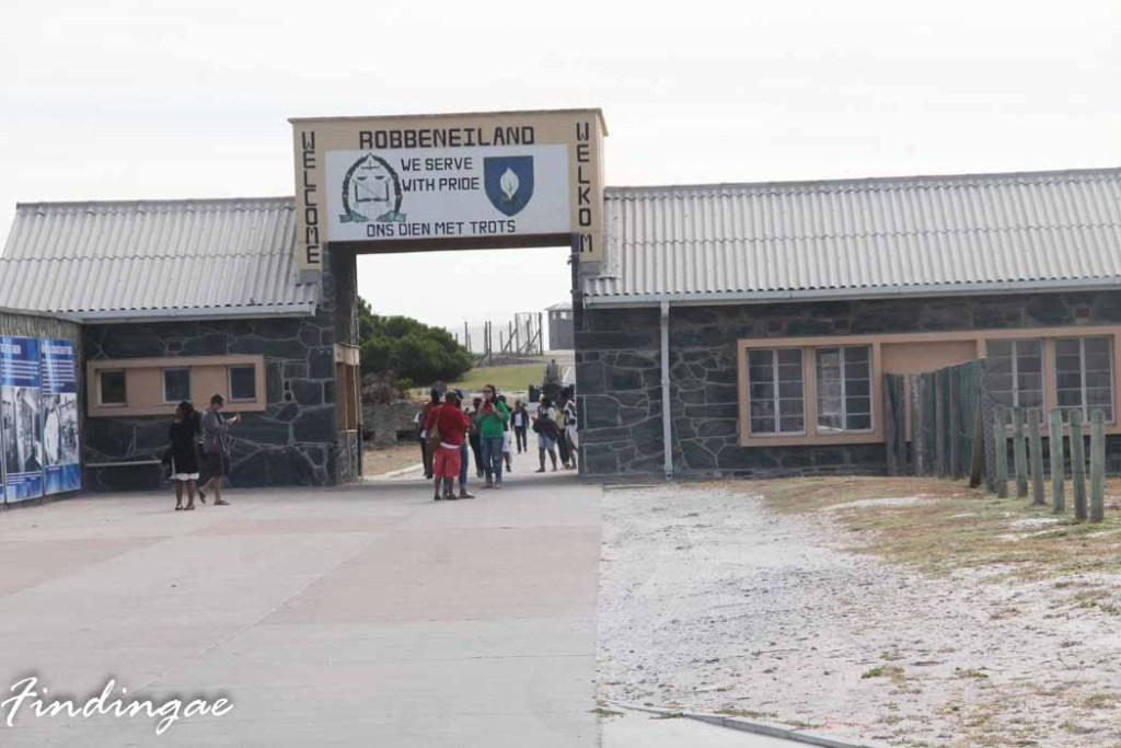 Robben Island Gate