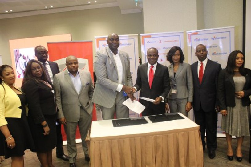 Wakanow and Zenith Bank Partnership, Obinna Ekezie