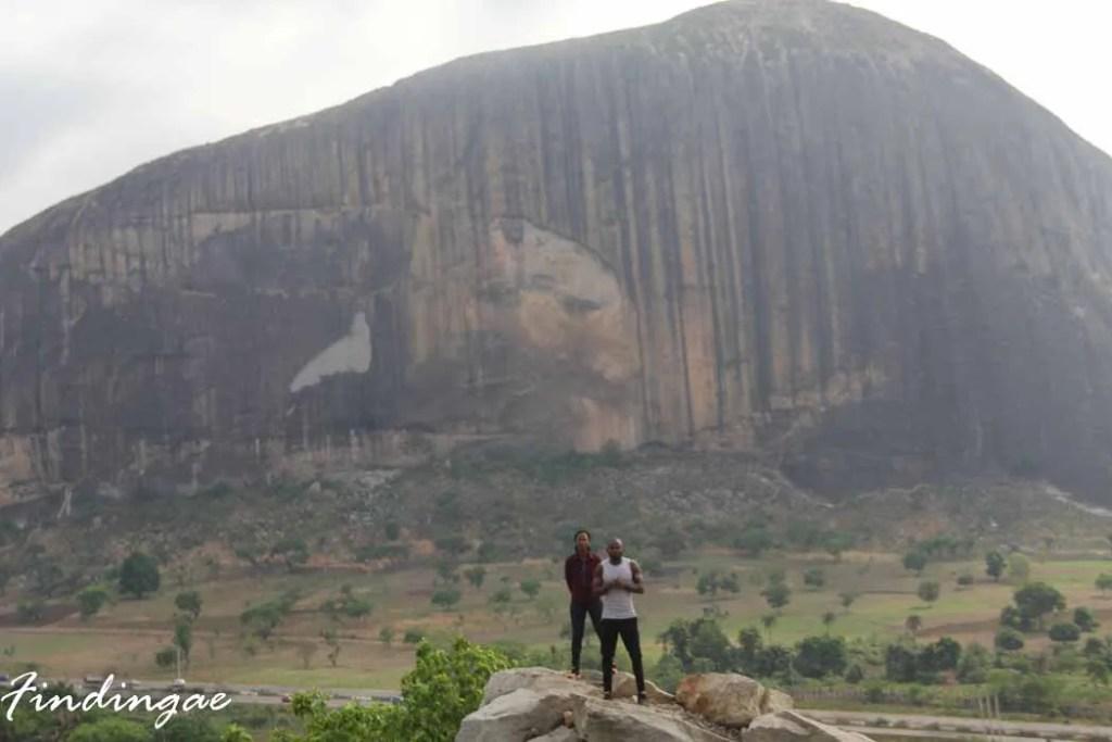 Climbing Zuma