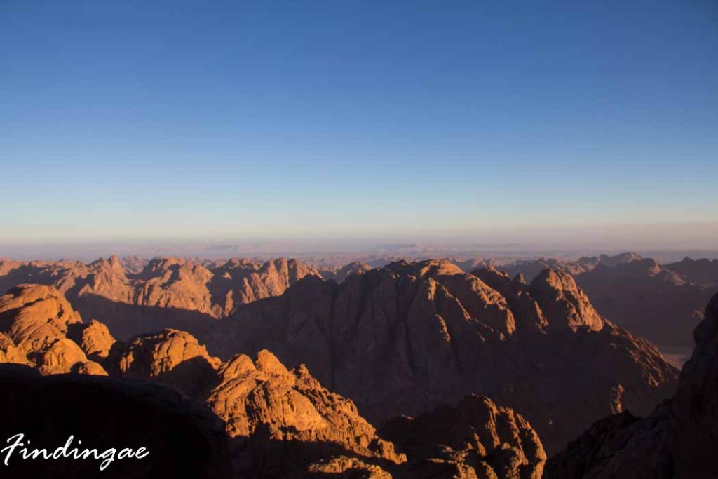 hiking mount sinai