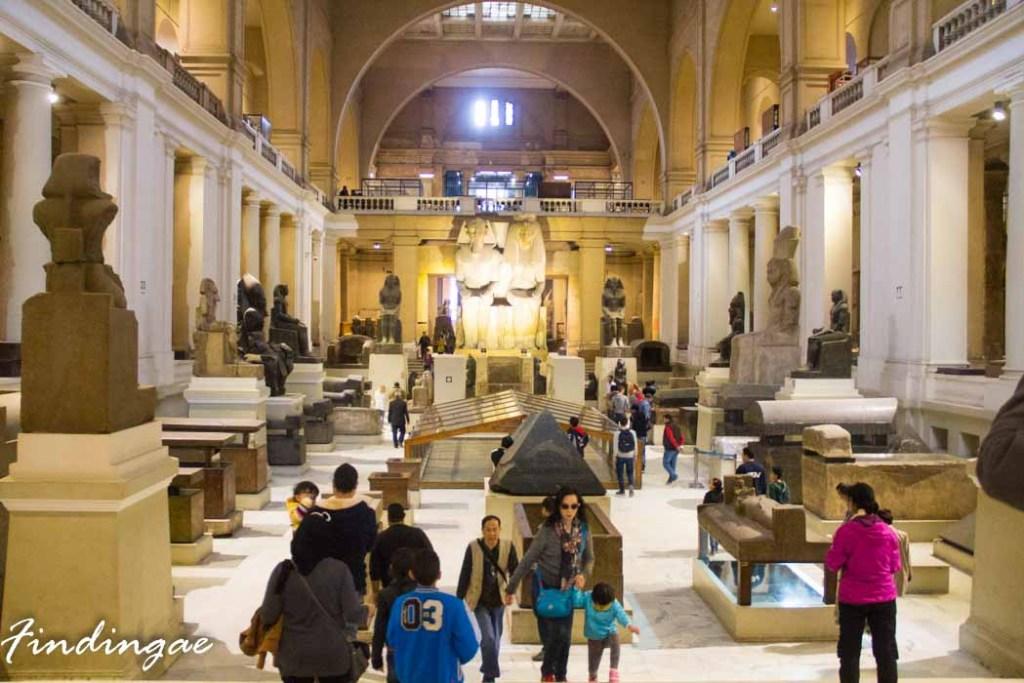 Eyptian Museum