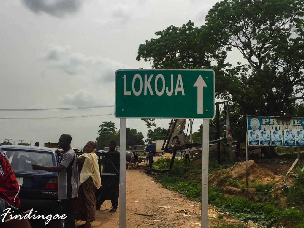 Lagos to Kogi State