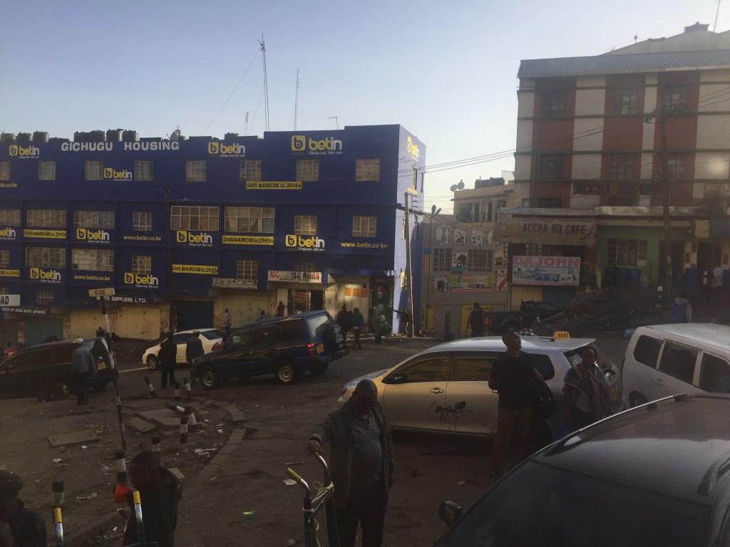 Accra Street Nairobi