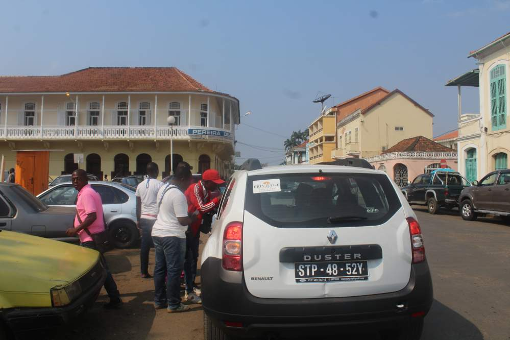 Sao Tome things to do