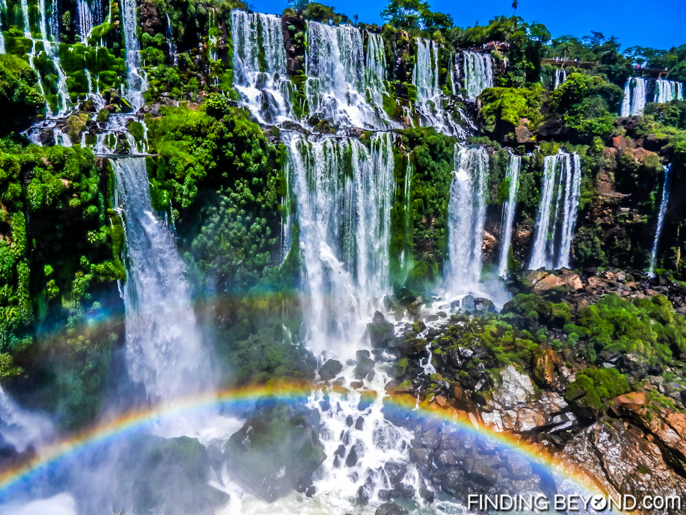 Panoramic Wallpaper Fall Iguazu Falls Argentina Vs Brazil Which Side Is Better