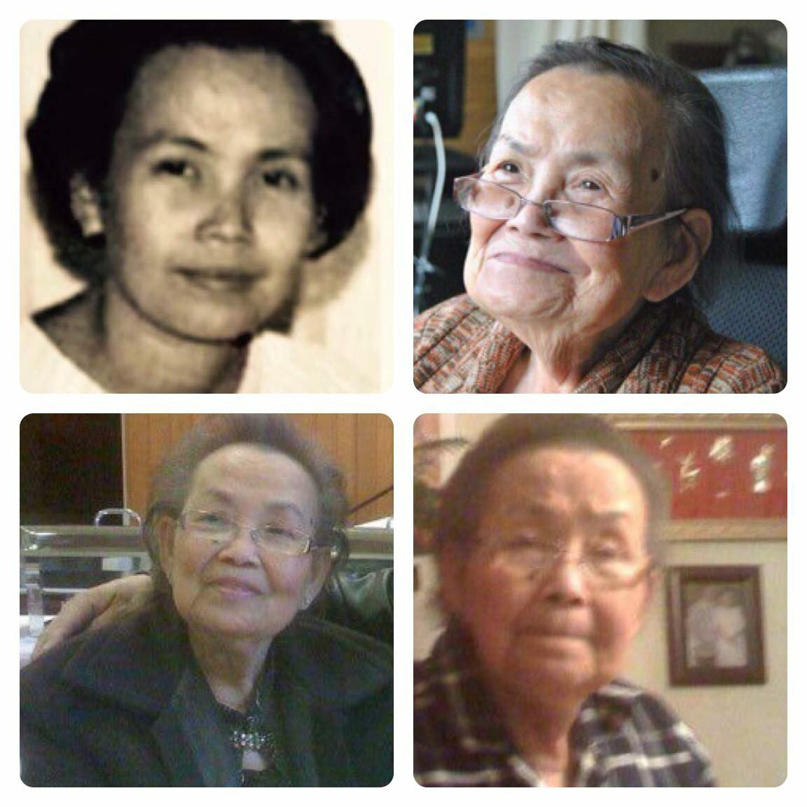 Remembering Mom - RIP Brigida Pamaran Avendano - Oct 8, 1930 – Dec 17, 2017