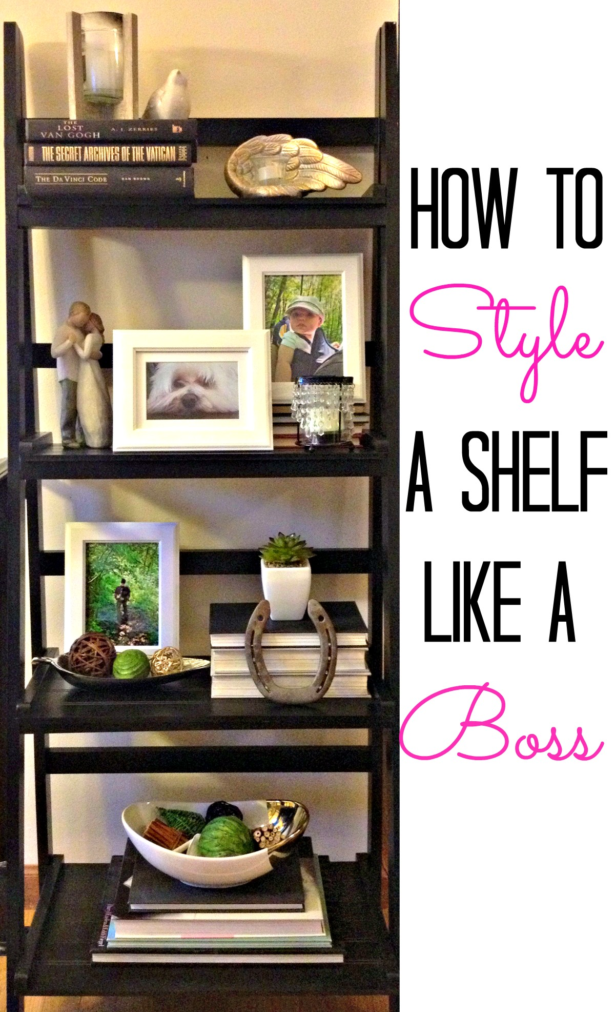 Decorating With Wall Shelves How To Style A Shelf Like A Boss