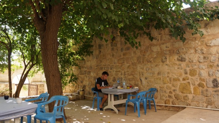 Travel and backpacking in Mardin, Turkey