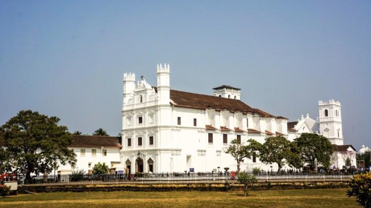 Arambol to Old Goa