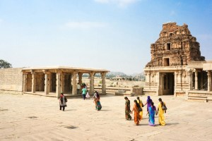 things to do in hampi temple