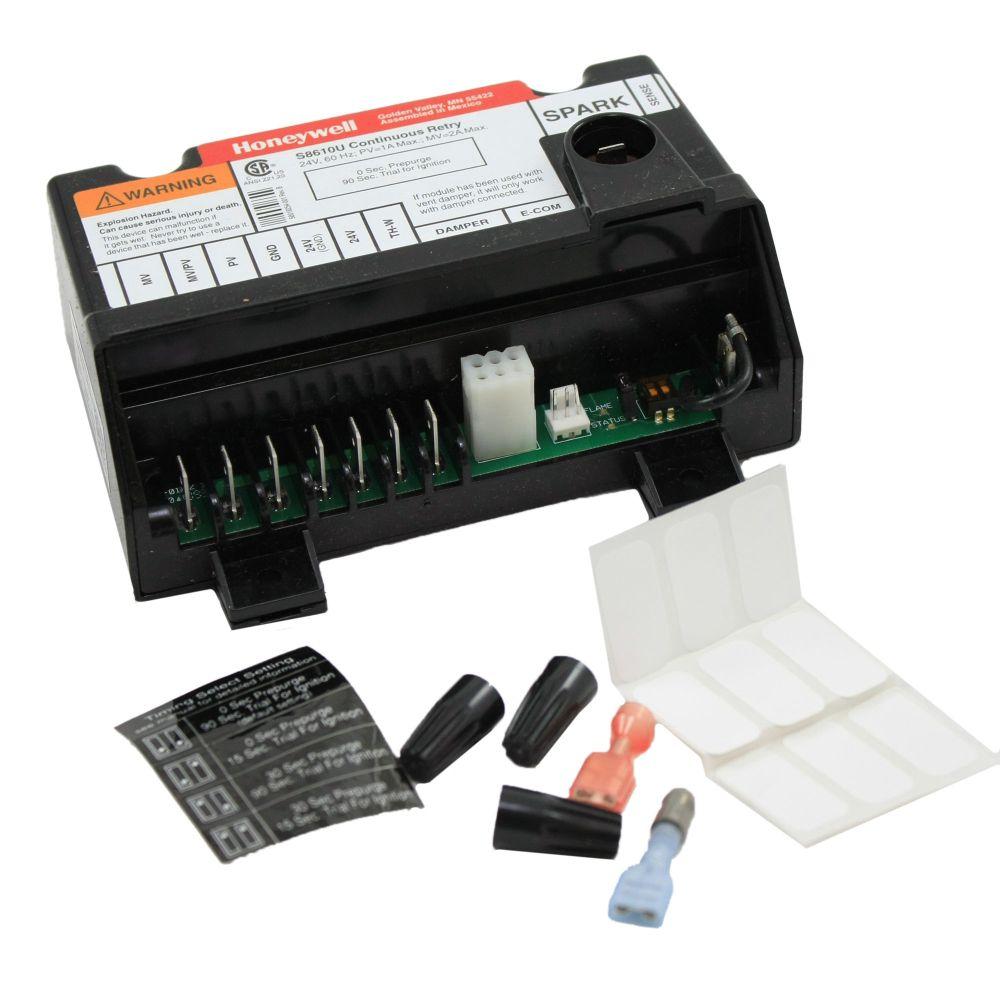 Furnace Direct Spark Ignition Control Module
