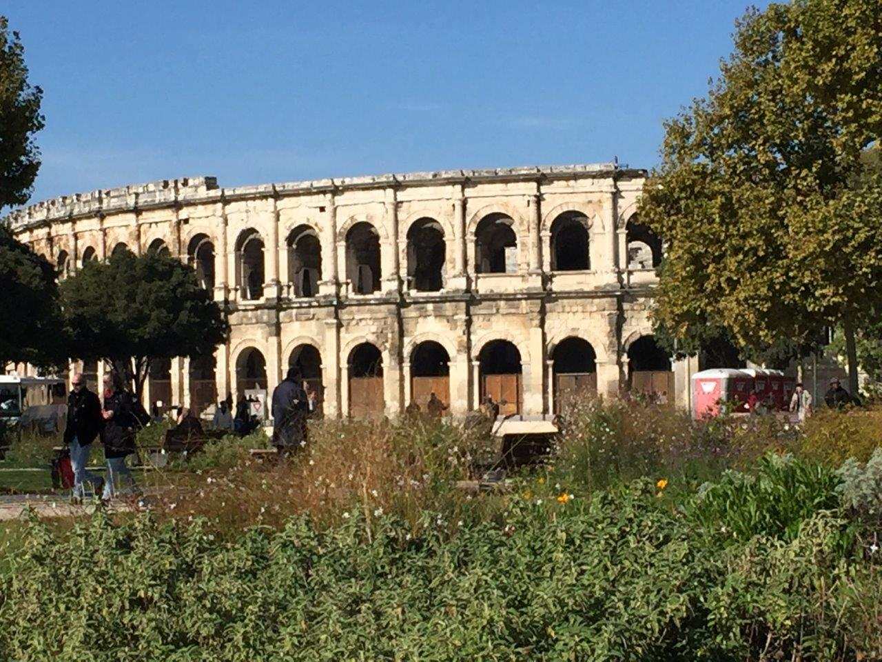 Salon De Provence Nimes Have You Got Your De Nimes On French Riviera