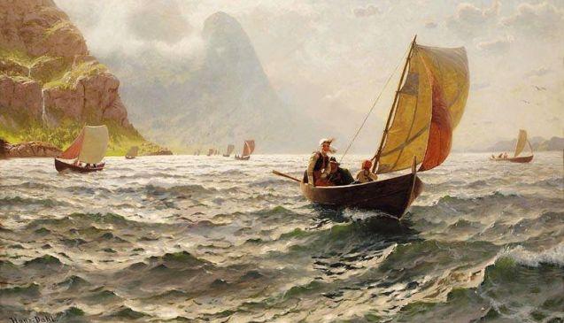 Sea-oil-paintings