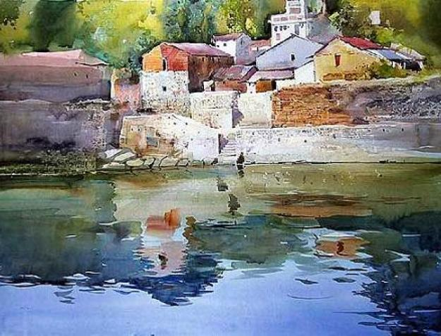 indian-watercolor