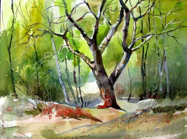 tree-paintings-milind