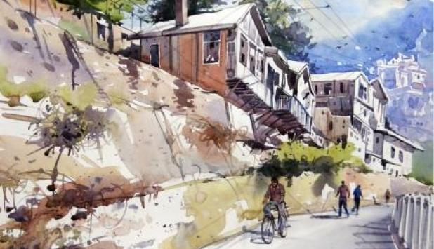 indian-watercolor