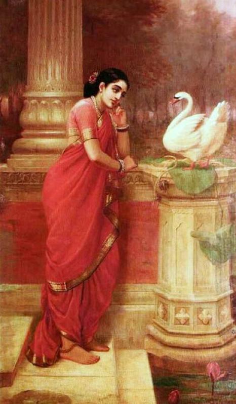 damayanthi-painting
