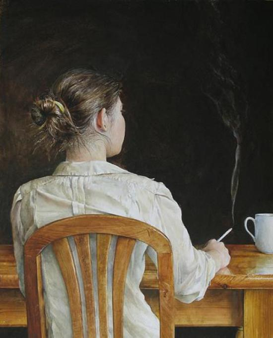 girl-with-cigarette-painting