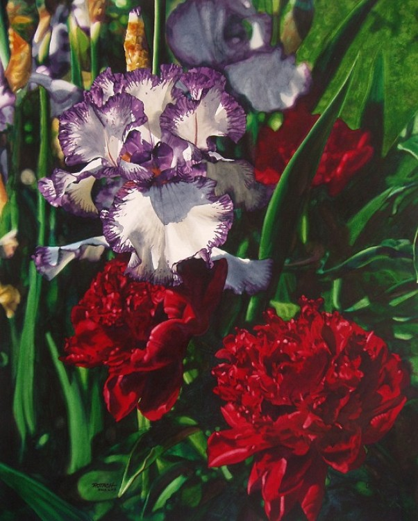 how-to-paint-iris