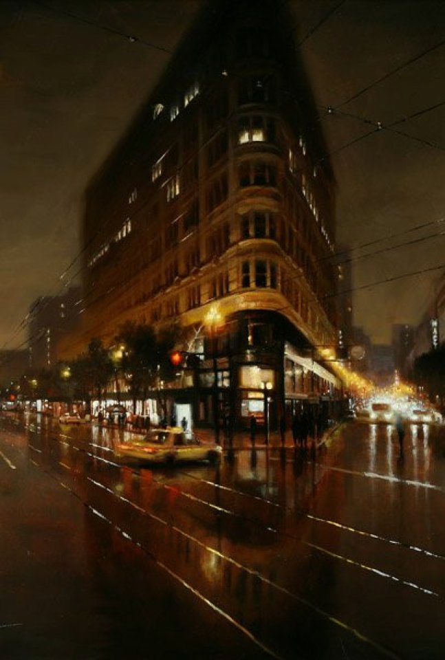 figurative oil paintings