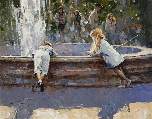 Russian-children-painting