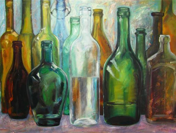 painting-glass-oil-paint