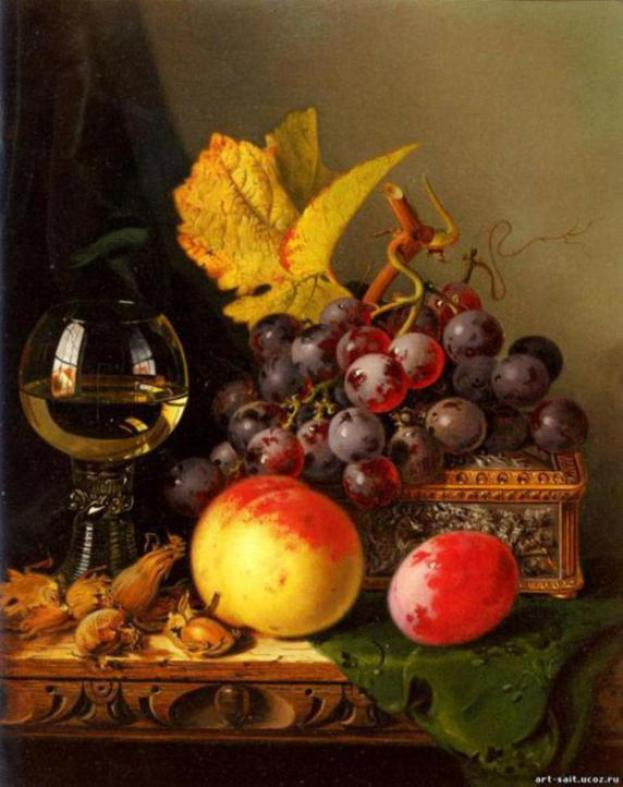 painting-fruits-realistic