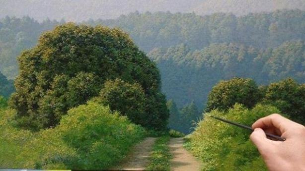 realistic-tree-paintings