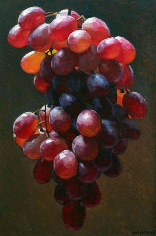 realistic-grape-paintings