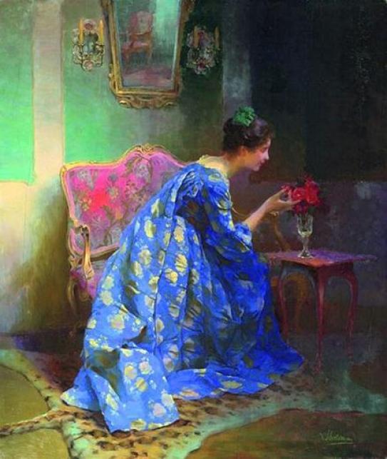 dress-paintings