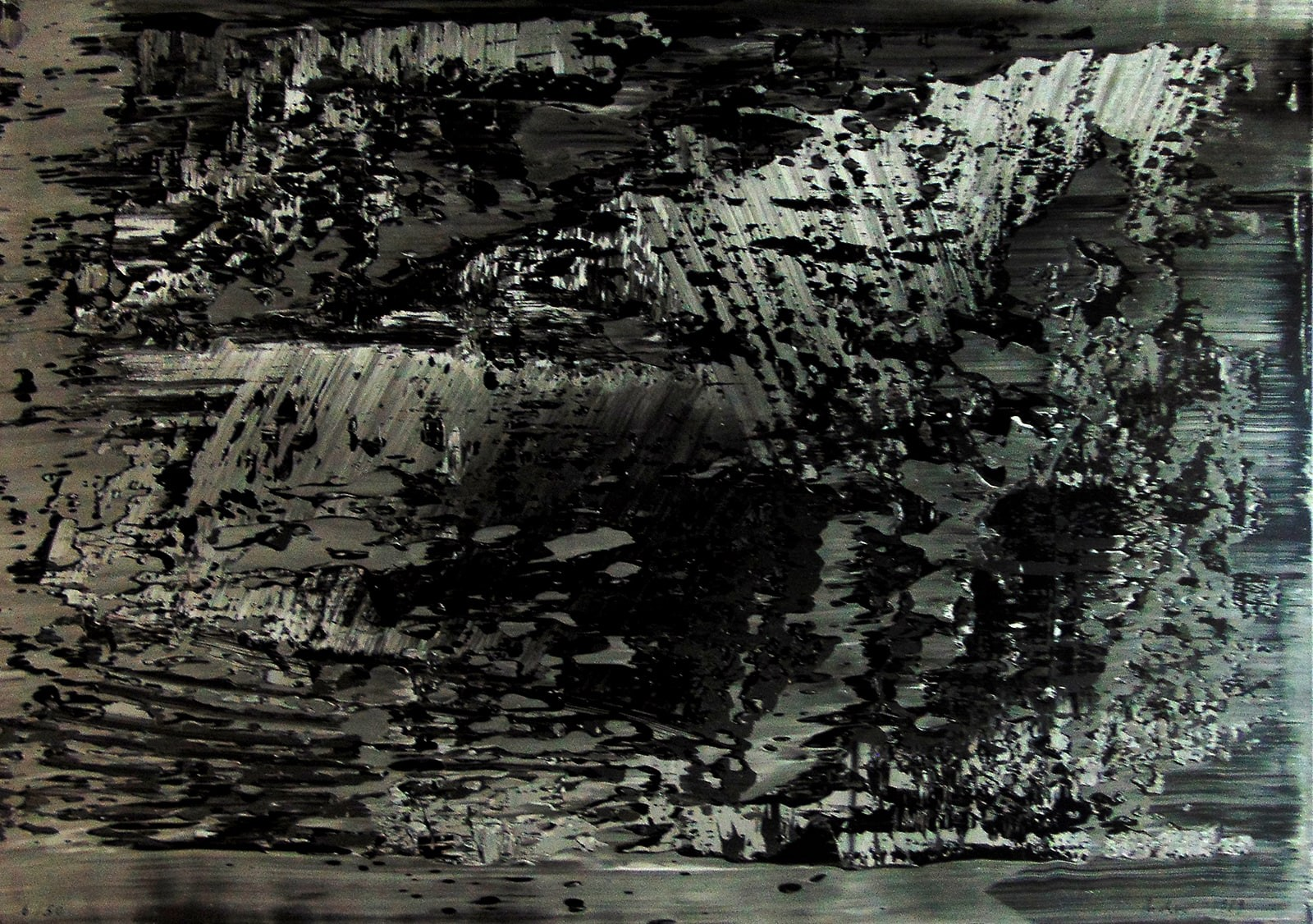 Buy Gerhard Richter Abstraktes Foto Abstract Photo