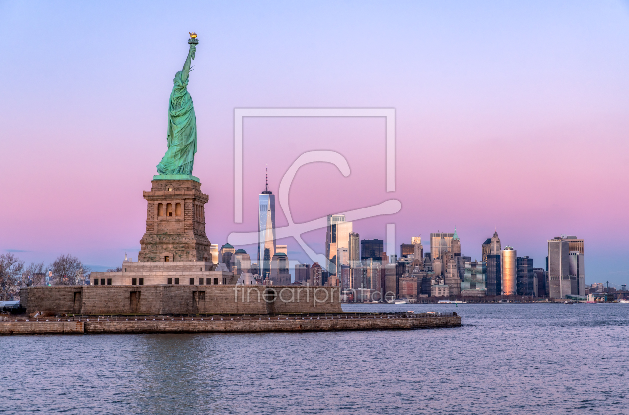 Bild New York Skyline Bild New York Skyline Leinwand Bild Leinwand Bilder