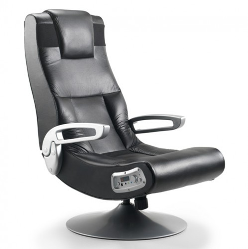 Ps3 Sessel Musicrocker Comfort Black Gaming Chair Sessel F Wii Ps3