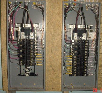Panelboard Wiring Wiring Diagram