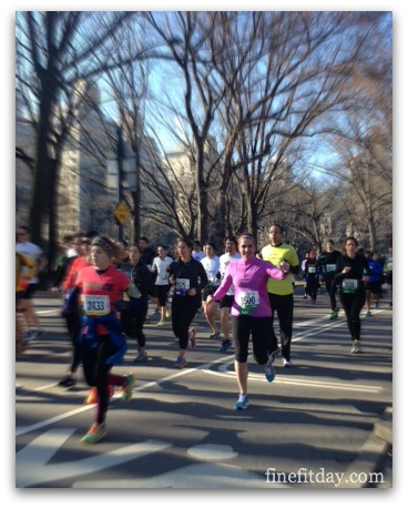 Half Marathon PR Quest Race