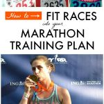How to Fit Races into Your Marathon Training Plan – Throwback Thursday