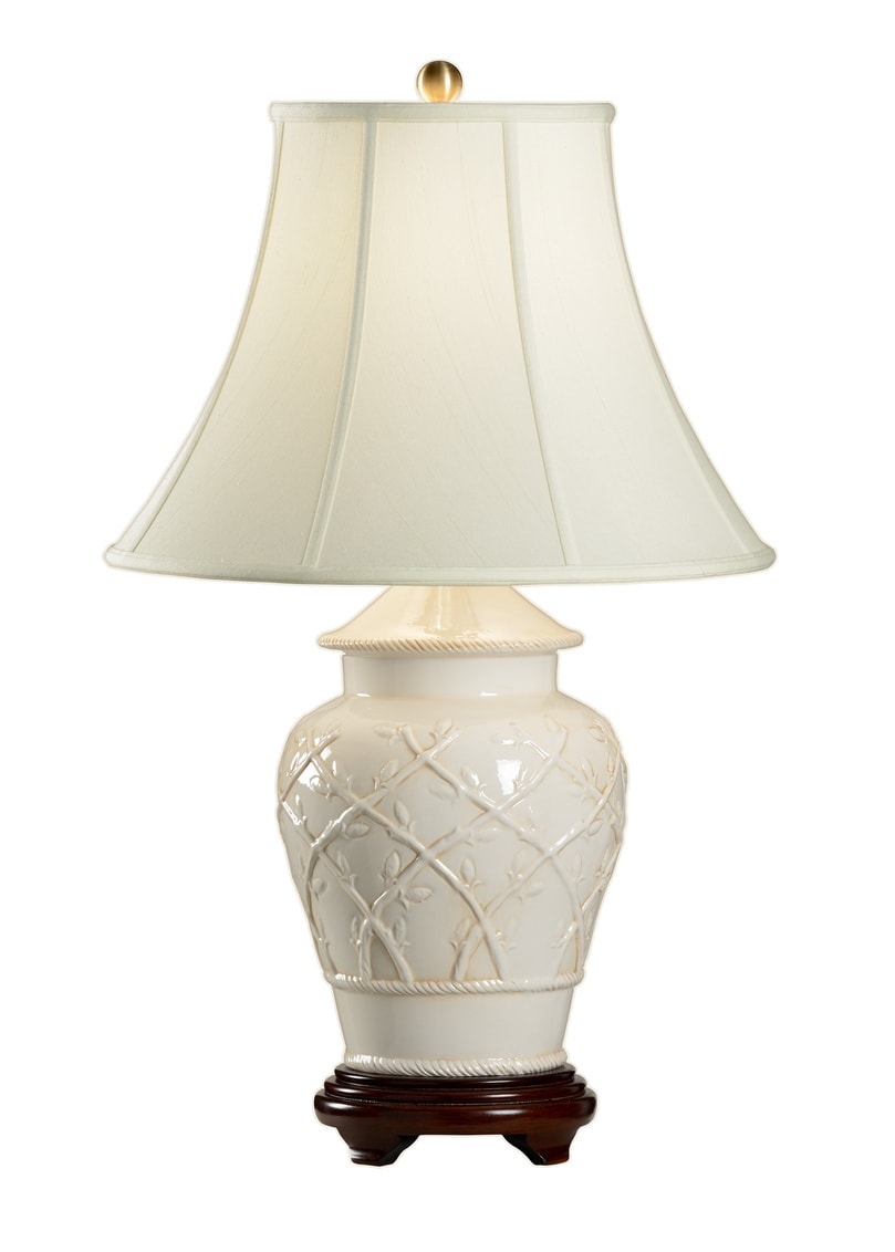 Asian Table Lamp China Today White Ceramic Lamp By Wildwood Lamps 30