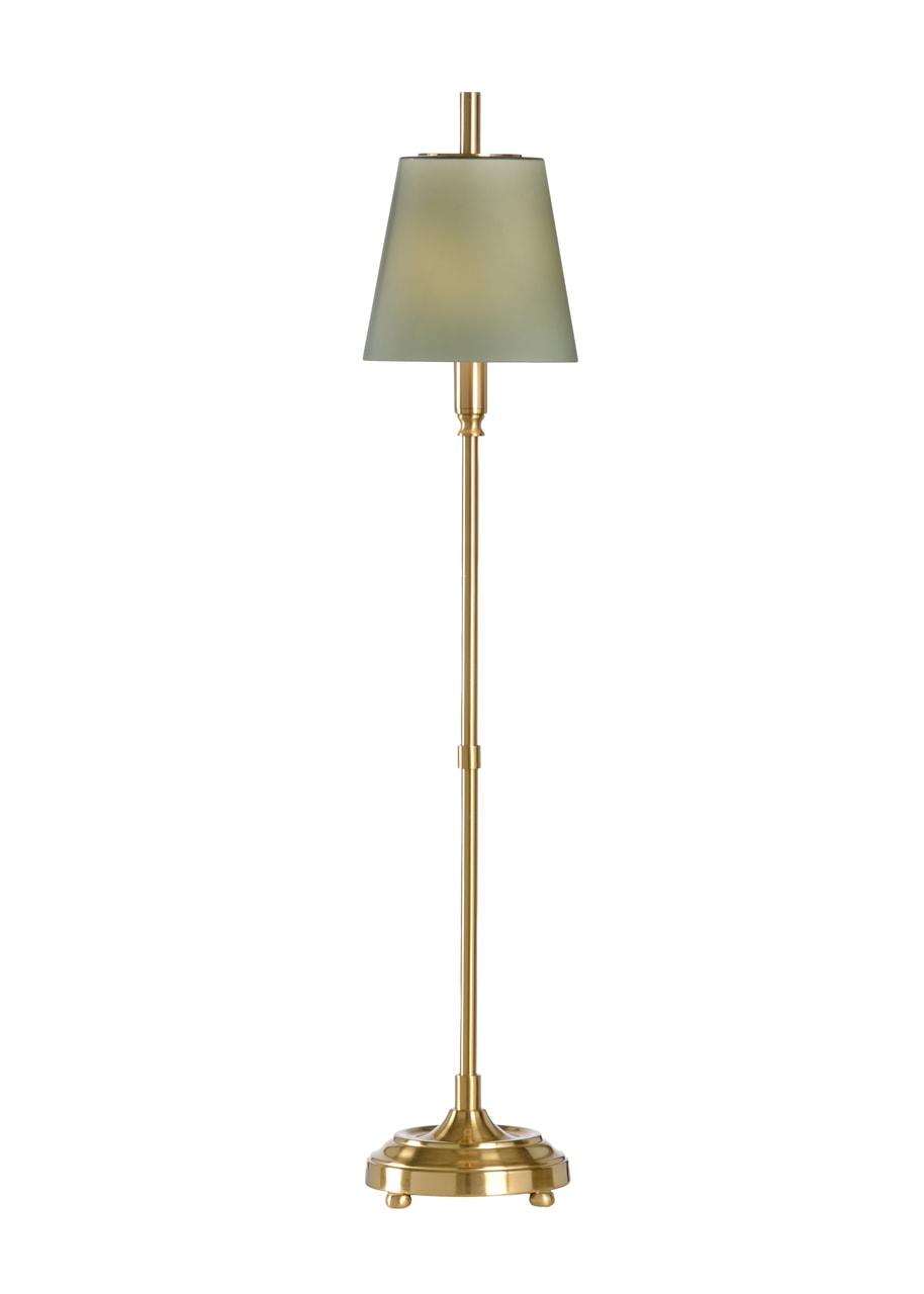 Gold Floor Reading Lamp Wildwood Lamps Chelsea Brass Table Lamp 46943