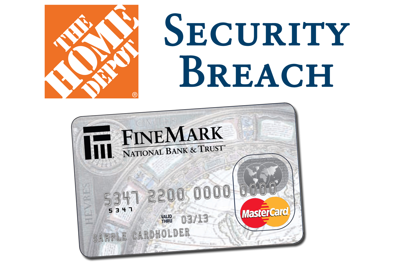 Bank Home Depot Home Depot Security Breach Finemark Bank