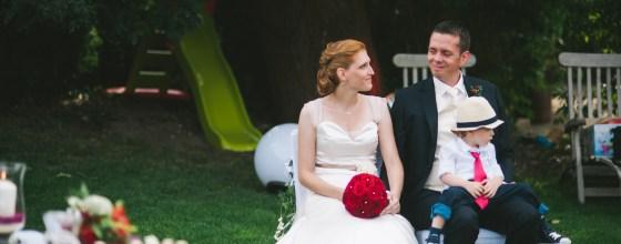 Hochzeitsrückblick – Kristin & Florian