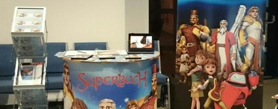 SUPERBUCH – Kindergottesdienstmaterial