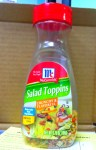 Random image: salad toppins mccormick review