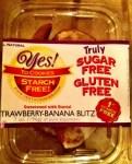 Random image: Yes to Cookies Strawberry Banana Blitz Review Photo
