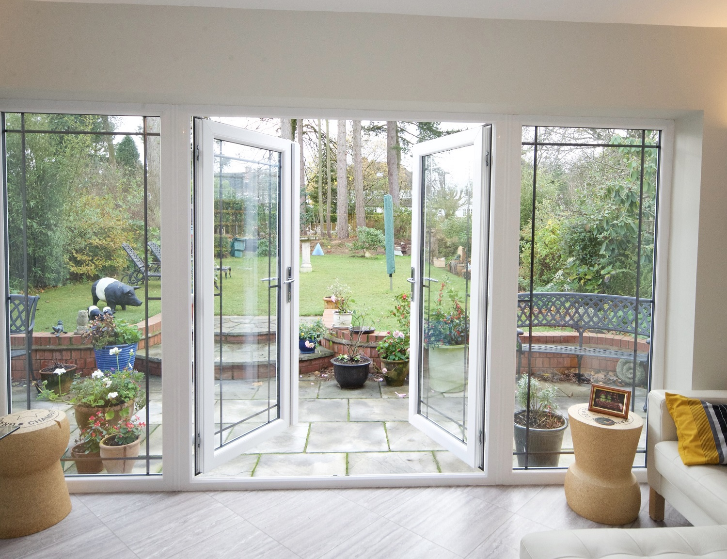 French Patio Doors Cheap French Patio Doors Uk North Devon Doors Bi Fold
