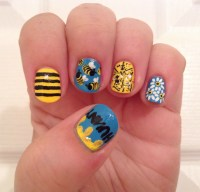 Winnie The Pooh Nail Designs - Nail Ftempo