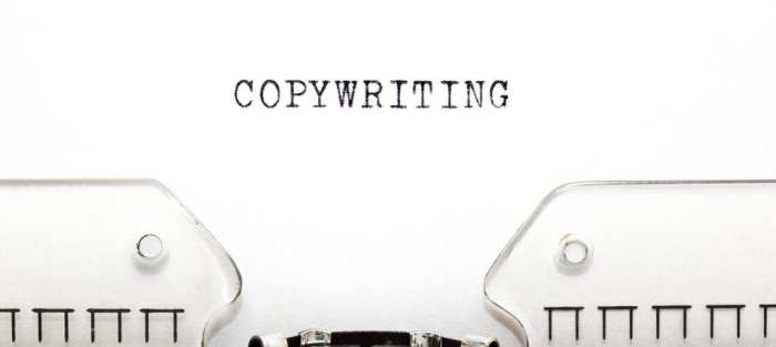 How to Copywrite