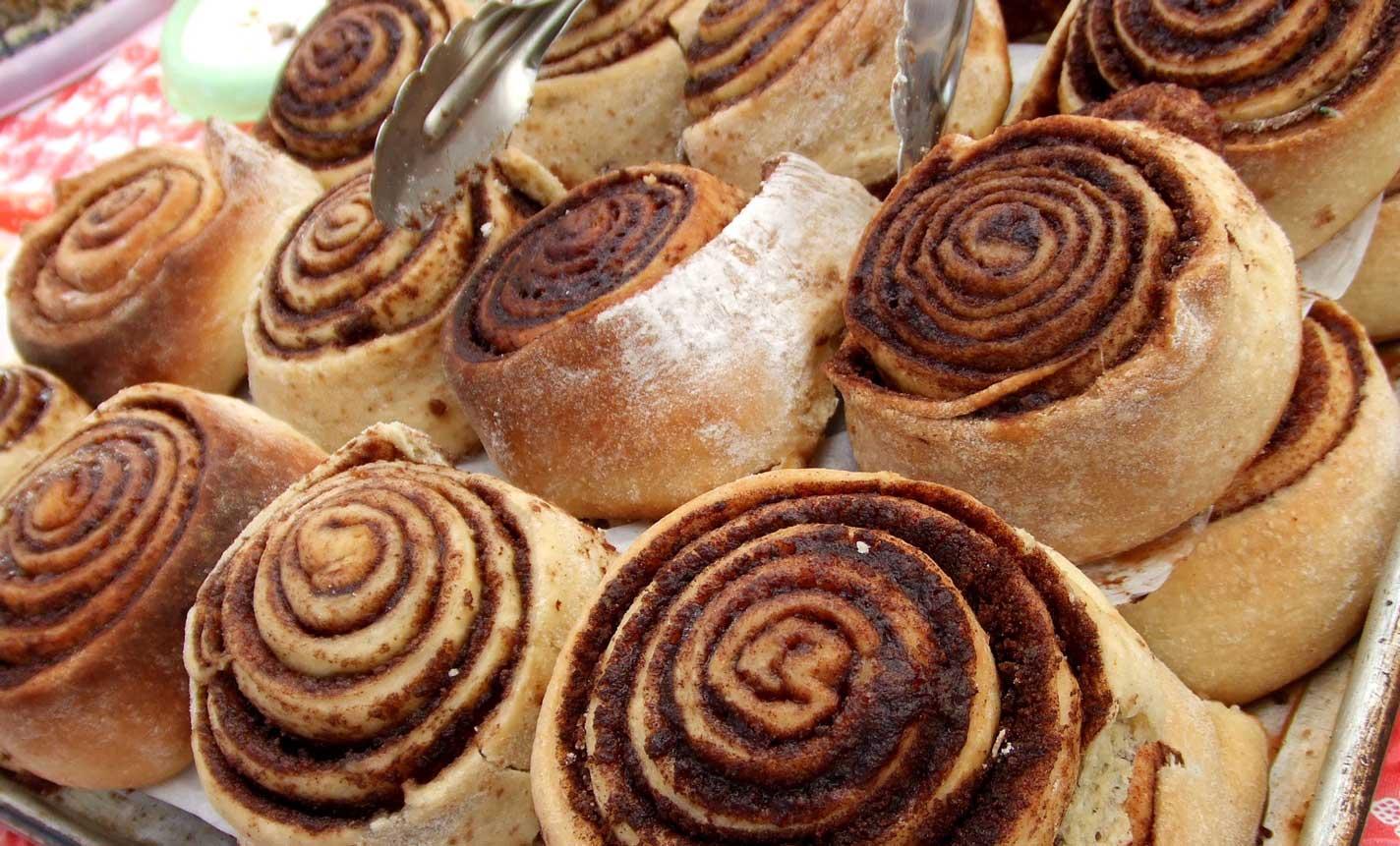 かもめ食堂でも話題となったフィンランドのお菓子シナモンロール